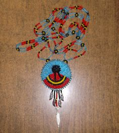 Hey, I found this really awesome Etsy listing at https://www.etsy.com/listing/114966842/native-american-beadworkpow-wows