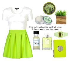 """""""Touche De Vert"""" by serenity-bliss ❤ liked on Polyvore"""