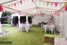 bunting decorations