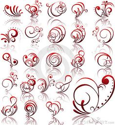 Un tatouage fleur abstrait, ça  vous dit par contre vous n'avez pas d'idée de quel modèle choisir? Alors pourquoi ne  pas s'inspirer de ce tattoo?