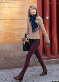Taylor Swift Style & Clothing