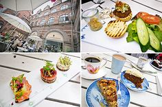 Royal Smushis and more at the Royal Cafe