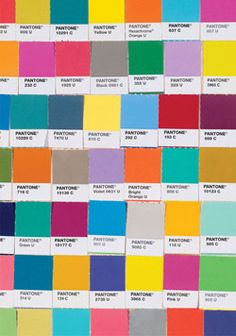 Pantone is the world's leading color authority, and its color chip design is iconic. Set ablaze with a selection of hues from the Pantone graphics palette, this journal is a must-have for those who covet chic design. Pantone Black, Pantone Color, Pantone Paint, Pantone Swatches, Paint Swatches, Moma Store, Pantone Universe, Benjamin Moore Colors, Gifts For An Artist