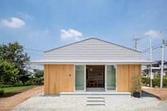矢内建築計画 一級建築士事務所의 주택