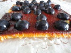Tarta de queso de Mahón de Menorca.