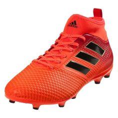 ACE 17.3 AG - Fußballschuh Nocken - solar orange / core black / solar red UhsHI8