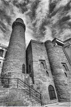 Baku, old city