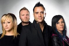 Skillet's ninth album, Unleashed, their heaviest and most powerful to date, followed in 2016. Description from mtv.com. I searched for this on bing.com/images