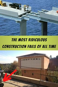 #Most #Ridiculous #Construction #Fails #All #Time Lemon Skin Lightener, Yacht Interior, Mansion Interior, Modern Square Coffee Table, Outdoor Wedding Decorations, Outdoor Decor, Construction Fails, Edgy Short Haircuts, Evening Gowns With Sleeves