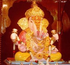 Get your Online Ganesh Puja booked with us
