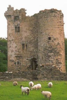 Castle McGrath | County Donegal | Ireland