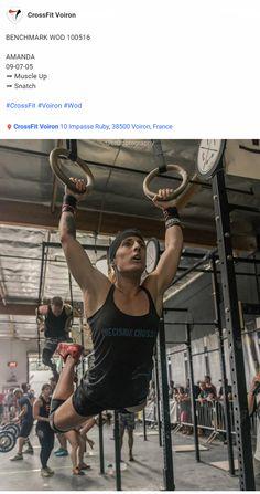 #CrossFit #Voiron #CrossFitVoiron #Wod #Amanda