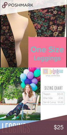 LuLaRoe OS Leggings NWOT LuLaRoe OS Leggings NWOT We have tons more to list. helping a friend liquidate her inventory. So let us know what your looking for and we will see what we have in your size. She is open to offers as well. LuLaRoe Pants Leggings