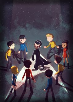 """Shall we begin?"" by *Andry-Shango on deviantART #startrek #startrekintodarkness #khan"