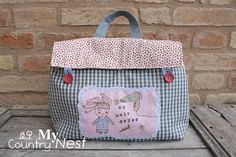 borse, borse stoffa, valigetta, borsa porta phon, borsa appliquè, borsa cucito creativo, bag, handbag, hair dryer case, handmade bag