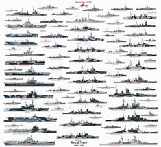 """hanspanzer: ""Royal Navy World War II "" can you tell me its original size? Me puedes decir cual es su tamaño original?"" 1280 × 1166 "" I thought."