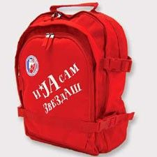 FC Red Star School Bag School Bags, Backpacks, Sports, Red, Fashion, Hs Sports, Moda, La Mode, School Tote