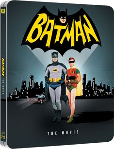 Buy Batman: The Original 1966 Movie - Zavvi Exclusive Limited Edition Steelbook here at Zavvi. We've great prices on games, Blu-rays and more; as well as free UK delivery on all orders, so be sure not to miss out!