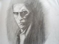 old Max Payne drawing