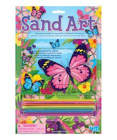 Love this Sand Art Kit - Set of Four on #zulily! #zulilyfinds