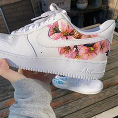 Nike Shoes OFF! ►► Behind The Scenes By offbeat. Custom Painted Shoes, Custom Shoes, Jordan Shoes Girls, Girls Shoes, Shoes Women, Nike Shoes Air Force, Converse, Cute Sneakers, Aesthetic Shoes