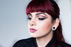 De Coturno e Spikes: Tutorial de Maquiagem: Trend Makeup Look - Neutral Double Cut Crease
