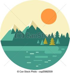 Vector vintage background with nature, forest, hills and mountains. Vector vintage background with nature, forest, mountains and hills. Vector Vector, Background Vintage, Superhero Logos, Stock Photos, Mountains, Nature, The Great Outdoors, Mother Nature, Bergen