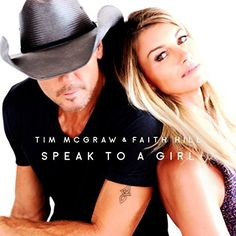 """Tim McGraw and Faith Hill's Brand New Duet """"Speak to a Girl"""" Isn't Their Normal Sexy Romp, But It's Going to Be Massive Tim Mcgraw Faith Hill, Country Music Artists, Country Songs, Country Videos, Tim And Faith, Thing 1, My Escape, Queen, Me Me Me Song"""