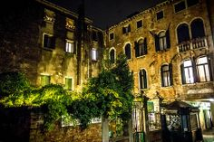Venice at night #4
