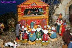 Un théâtre de marionnettes, de Sylvie de Marans