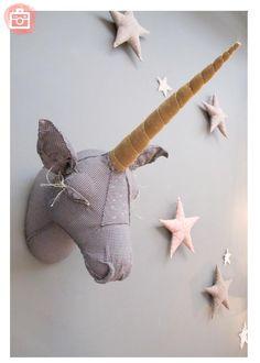 Foto del día: Un mágico unicornio de pared