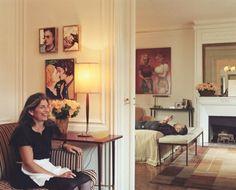 Marc Jacobs' Paris Apartment — W Magazine