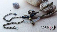 Pulsera/Tobillera AKEMBA por Adrinka en Etsy, €5.95 Pendant Necklace, Etsy, Jewelry, Anklet Bracelet, Handmade Gifts, Hand Made, Bracelet, Jewlery, Bijoux