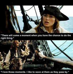 hehe Pirates of the Carribean