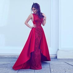 Cheap Prom dresses UK,Buy 2018 Long New Style Red Scoop Sleeveless Mermaid Satin Beads Floor-Length Prom Dresses UK on PromDress. Cheap Prom Dresses Uk, Backless Prom Dresses, Beautiful Prom Dresses, Prom Gowns, Engagement Dress For Bride, Engagement Gowns, Engagement Session, Beaded Prom Dress, Lace Dress