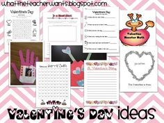 Free V-Day ideas and downloads
