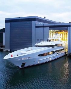 503 Likes, 53 Comments - Luxury Big Yachts, Travel The World For Free, Boat Names, Yacht Interior, Cool Boats, Yacht Boat, Yacht Design, Motor Yacht, Speed Boats