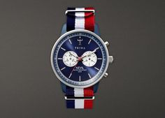 Fancy - Le Bleu Nevil Blue Watch by TRIWA