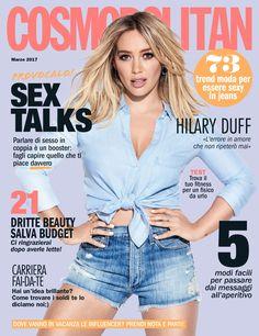 Hello Hilary Duff <3  Dalle ore 18.00 lunedì 20 febbraio Cosmopolitan di marzo è disponibile in formato digitale per smartphone e tablet, iPhone e iPad, con tanti contenuti extra sempre a portata di clic. Da mercoledì 22 febbraio lo trovi in edicola nel formato cartaceo.  Scopri in anteprima di cosa parliamo questo mese: http://www.cosmopolitan.it/lifestyle/news/a116666/cosmopolitan-marzo-2017-digitale/