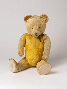 Teddy bear, Hungary, 1950-1960 | V&A