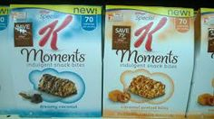 It is a consensus both flavors of Special K Moments are pretty good! #GotItFree #3BiteMoment #TreatYourSelf