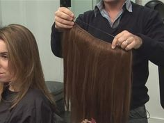 A Guide To Flip In Hair Extensions: Buy Princess Tresses Hair Extensions for less! Secret Hair Extensions, Hair Extensions Tutorial, Hair Extensions For Short Hair, Halo Extensions, Creative Hairstyles, Messy Hairstyles, Peach Hair, Hair And Makeup Tips, Hair Flip