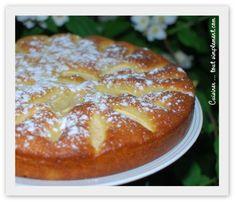 Gateau super moelleu ... Mascarpone - Pomme - Cuisiner... tout Simplement, Le Blog de cuisine de Nathalie