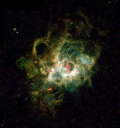 Vast Nebula