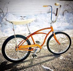61faa5dcebf Coppertone '64 Schwinn Stingray Rat Bikes, Push Bikes, Cycling Bikes, Cool  Bicycles