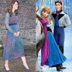 Kate as Anna