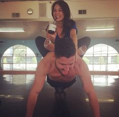 Val and Janel. They were my FAVORITE this year on dancing with the stars!!!!!!!1