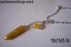 pendolo aragonite gialla