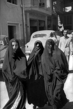 Al Rachid Street, Baghdad, Iraq, 1950 Henri Cartier-Bresson