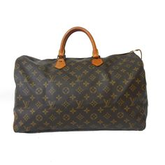 6a8e6469b4a0 Authentic Retail- 915 LOUIS VUITTON Monogram SPEEDY 40 LV Bag Handbag Boston